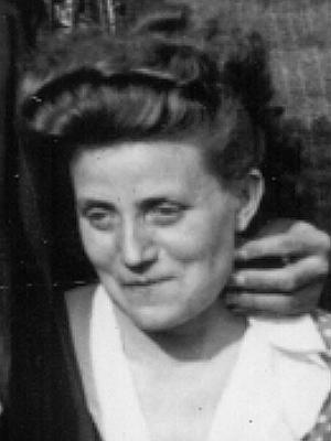 Elisabeth Schüler geb.Bornscheuer