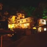 Balchik Mühle bei Nacht