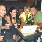 Abend in Botevgrad
