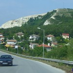 Abreise von Balchik nach Losenez