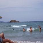 Der große Strand von Losenez