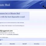 10 Minuten Email